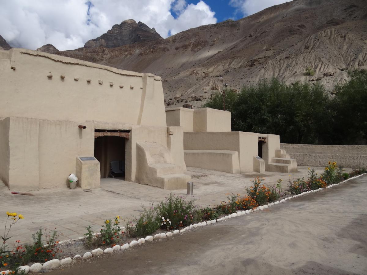 Tabo: Adżanta Himalajów