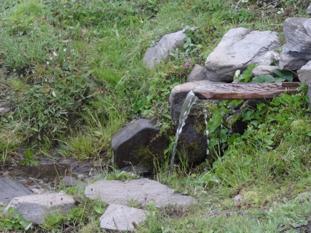 A woda pitna i do kąpieli zawsze z kryształowo czystego źródła